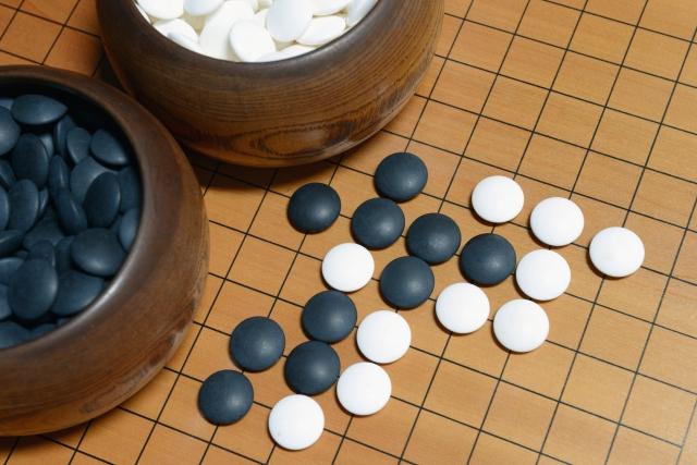今まで面白かった囲碁対局(1)