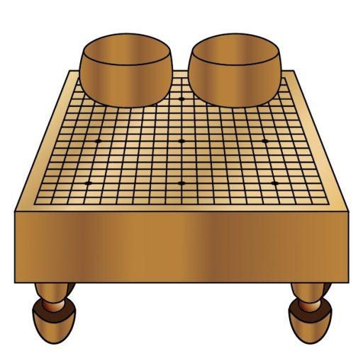 囲碁に強くなる方法とリンク集