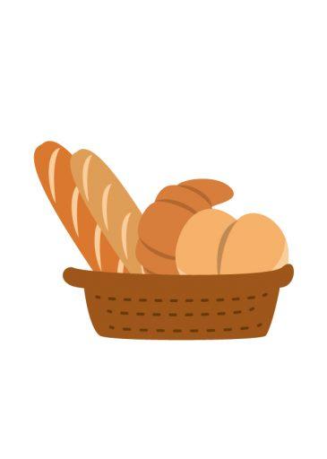 【ダイエット中でもパンを食べたい!】太りにくいパンの選び方・食べ方